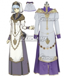 Fire Emblem Echoes: Shadows of Valentia Silque Cosplay Costume