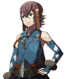 Fire Emblem Fates if Birthright Conquest Hayato Cosplay Costume