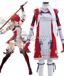 Fire Emblem Fates IF Hinoka Cosplay Costume