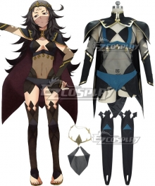 Fire Emblem Fates IF Nyx Cosplay Costume