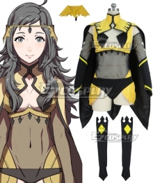 Fire Emblem Fates Ophelia Cosplay Costume