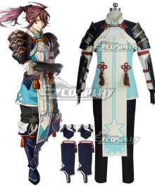 Fire Emblem Fates Subaki Cosplay Costume