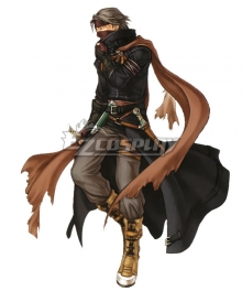 Fire Emblem: Radiant Dawn Volke Cosplay Costume