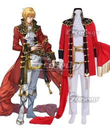 Fire Emblem: Seisen no Keifu Eltshan Cosplay Costume