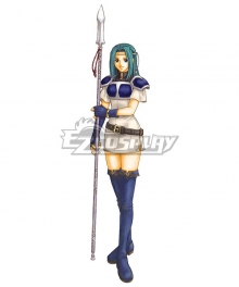 Fire Emblem: The Blazing Blade Fiora Cosplay Costume
