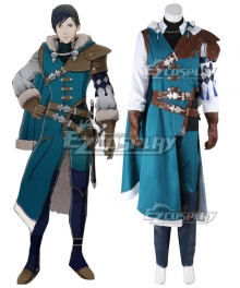 Fire Emblem Three Houses 5 Years Felix Timeskip Cosplay Costume
