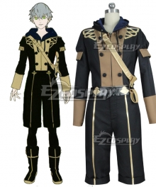 Fire Emblem: Three Houses Ashe Cosplay Costume