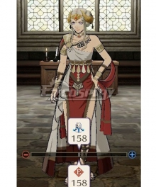 Fire Emblem: Three Houses Edelgard Dancer Edelgard Von Hresvelg Cosplay Costume