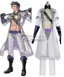 Fire Emblem: Three Houses indered Shadows Balthus Cosplay Costume