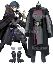 Fire Emblem: Three Houses Male Byleth Cosplay Costume Premium Edition