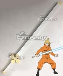 Fire Force Enen no Shouboutai Arthur Boyle Sword Cosplay Weapon Prop