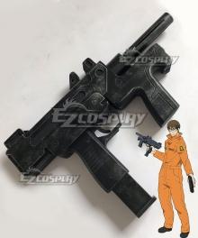 Fire Force Enen no Shouboutai Takehisa Hinawa Gun Cosplay Weapon Prop