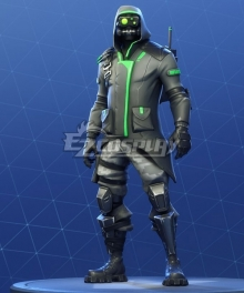 Fortnite Battle Royale Archetype Cosplay Costume