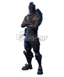 Fortnite Battle Royale Black Knight Cosplay Costume