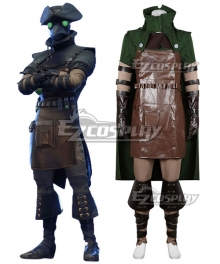 Fortnite Battle Royale Fortnite Plague Cosplay Costume