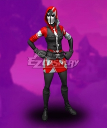Fortnite Battle Royale The Ace Halloween Cosplay Costume