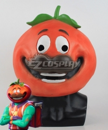 Fortnite Battle Royale TomatoHead Halloween Mask Cosplay Accessory Prop