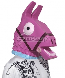 Fortnite Battle Royale Troll Stash Llama Halloween Mask Cosplay Accessory Prop