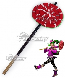 Fortnite Battle Royale Zoey Lollipop Pickaxes Cosplay Weapon Prop