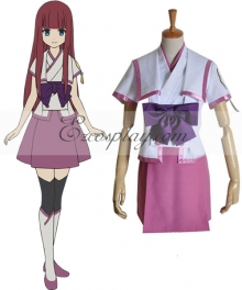 From the New World Maria Uniform Cosplay Costume
