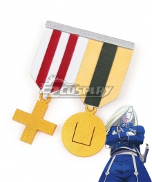 Fullmetal Alchemist Olivier Mira Armstrong Cosplay Accessory Prop