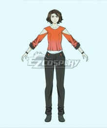 Gen: Lock Miranda Worth Cosplay Costume