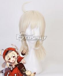 Genshin Impact Klee Golden Cosplay Wig
