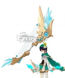Genshin Impact Venti Skyward Harp Cosplay Weapon Prop