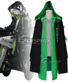 Girls' Frontline AEK-999 Motorbike Cosplay Costume