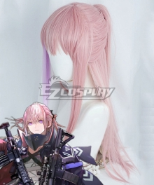 Girls Frontline AR15 Pink Purple Cosplay Wig