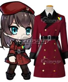 Girls' Frontline Commander Cosplay Costume