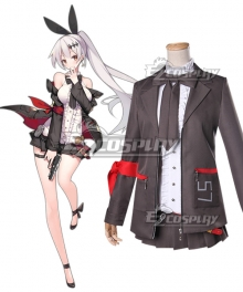 Girls Frontline FN57 Cosplay Costume