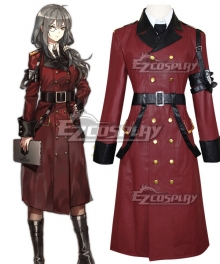 Girls' Frontline Helianthus Cosplay Costume