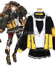 Girls' Frontline Remington Model 870 M870 Cosplay Costume