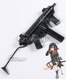 Girls Frontline M12 Gun Cosplay Weapon Prop