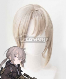 Girls Frontline M200 Silver Grey Cosplay Wig