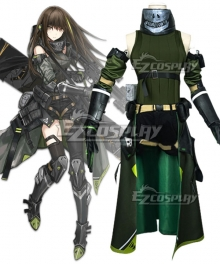 Girls Frontline M4A1 Cosplay Costume