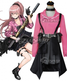 Girls' Frontline Remington Gas Piston R5 Cosplay Costume