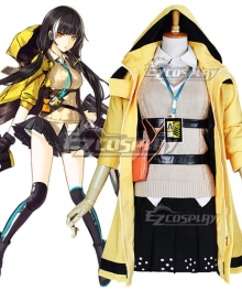 Girls Frontline RO635 Cosplay Costume
