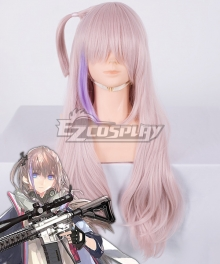 Girls Frontline ST-AR15 Pink Purple Cosplay Wig