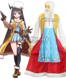 Girls' Frontline Stechkin APS Cosplay Costume