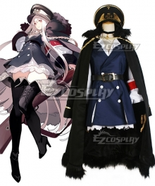 Girls' Frontline The Karabiner 98 Kar98k Cosplay Costume