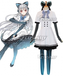 Girls' Frontline TT-30/33 Tokarev Cosplay Costume
