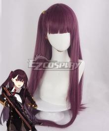 Girls Frontline WA2000 Purple Cosplay Wig