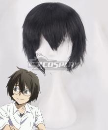 Gleipnir Shuichi Kagaya Black Cosplay Wig