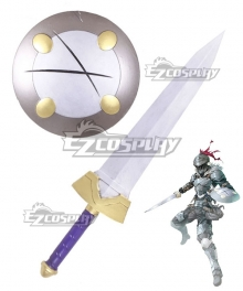 Goblin Slayer Goblin Slayer Sword Shield Cosplay Weapon Prop