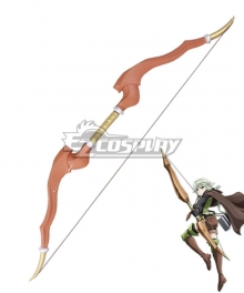 Goblin Slayer High Elf Archer Bow Cosplay Weapon Prop