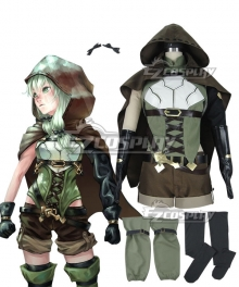 Goblin Slayer High Elf Archer Cosplay Costume
