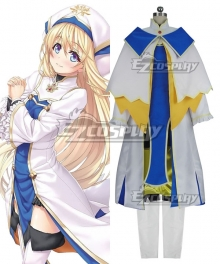 Goblin Slayer Priestess Cosplay Costume