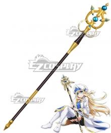 Goblin Slayer Priestess Crutch Cosplay Weapon Prop